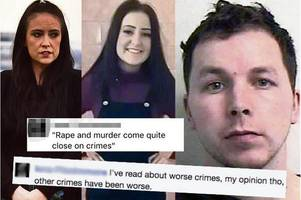 paige doherty's mum pamela munro slams 'facebook clown' who played down brutality of her daughter's murder