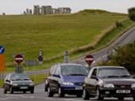 plans for tunnel under stonehenge may be dropped