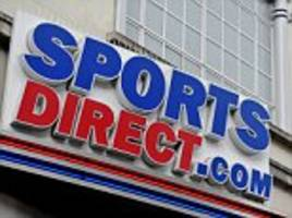 sports direct failed to tell staff about cyber attack