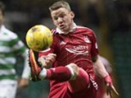 jonny hayes signs new two-year deal to stay with aberdeen