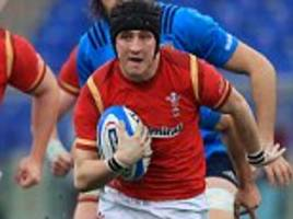 rob howley should pick sam davies at no 10 against england