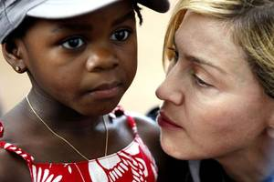 Madonna Set To Adopt Two More Malawian Children