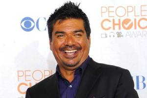 george lopez boots black heckler from show after racial joke: 'i'm talking, b—-' (video)