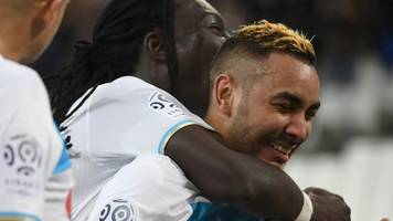 dimitri payet & memphis depay score first goals since move to ligue 1