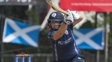 women's world cup qualifier: scotland lose to south africa in opener