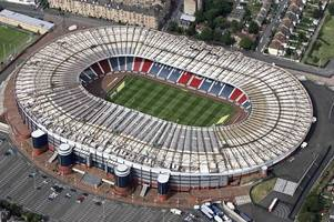 hampden is sfa's pick as they pitch for glamour ties but is the old lady of scottish football past her best?