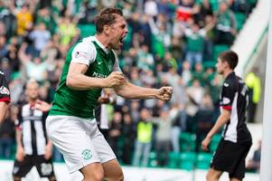 hibs aren't scared of hearts ... jambos only thrashed a rotten rangers team - grant holt