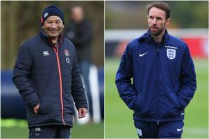 gareth southgate joins england rugby coaching team in build-up to six nations clash with wales