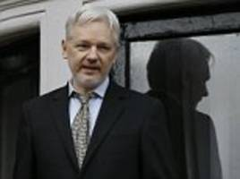 'assange will be given 30 days to leave ecuador's embassy'