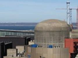 explosion at nuclear plant in the english channel