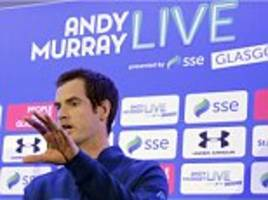 andy murray regrets australian open preparation