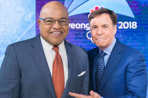 mike tirico to replace bob costas as nbc's primetime olympics host in 2018 (video)