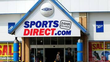 sports direct 'hid data breach from staff'