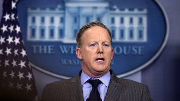 sean spicer cited an attack by foreign nationals that never happened