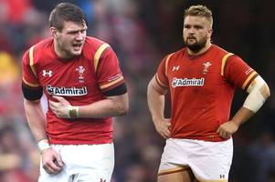 the verdict on the wales team to play england as dan biggar beats sam davies and props axed