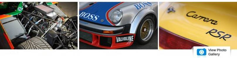 two flat-sixes and four rotors: le mans mazda, racy porsches headline amelia island auction