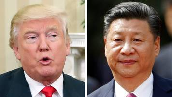 trump calls for 'constructive' us-china relationship in letter