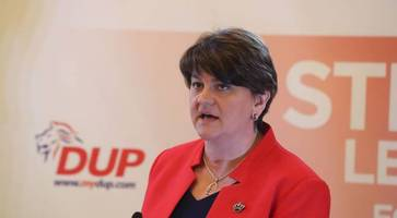 arlene foster brands michelle o'neill's £31m waiting list crisis proposal 'inadequate'