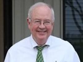 Ken Starr 'lined up for job in the Trump administration'
