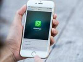 change your security settings on whatsapp now