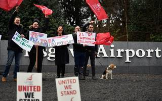 sigh. there's going to be another british airways strike this month