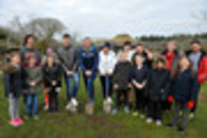 Swans stars help launch exciting new Gower centre for disadvantag...