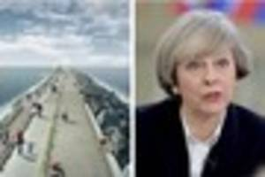 theresa may 'gets the significance' of the swansea bay tidal...