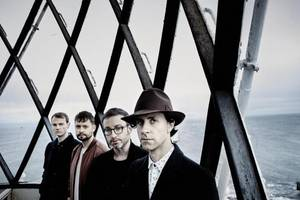 Maxïmo Park Highlight The Work Of MOAS On 'Risk To Exist'