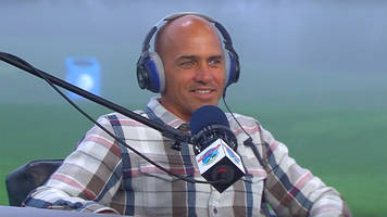 kelly slater talks legacy, longevity and surfing nude on the dan patrick show; video