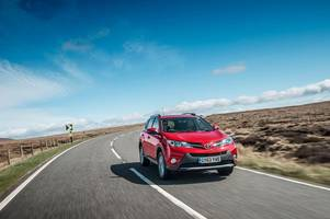 used toyota rav4 review – suv's a rav-ing beauty