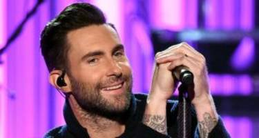 Adam Levine Gets His Walk of Fame Star and Gushes Over It in His Latest Post!