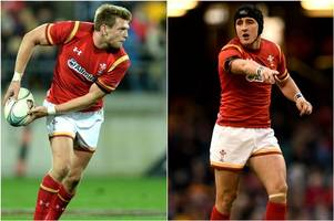 dan biggar v sam davies - how the two men battling for the wales no.10 jersey compare in all the key areas