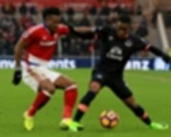 middlesbrough 0-0 everton: boro frustrate toffees at the riverside