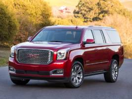 the gmc yukon denali xl is an enormous suv that is easy to love (gm)