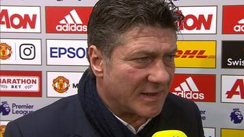manchester united 2-0 watford: walter mazzarri says mistakes cost his team