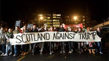 Fresh Scottish protest to be held against Donald Trump