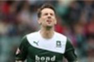 Former Plymouth Argyle player of the year signs up for another...