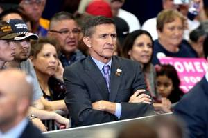 Officials say national security adviser Michael Flynn discussed sanctions with Russia