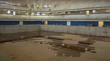 rio 2016 summer olympic venues already in disrepair after just 6 months; video