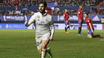La Liga: Real Madrid, Barcelona each win and suffer injuries