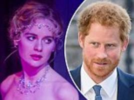 GIRL ABOUT TOWN: Prince Harry killed dream of stardom