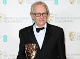 left-wing director ken loach attacks government at baftas