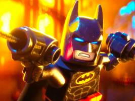 'the lego batman movie' tops the first strong weekend box office of the year