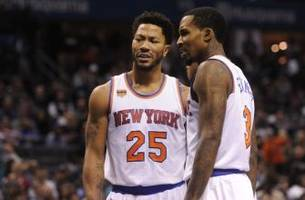 new york knicks: playing derrick rose, brandon jennings together is a bad idea