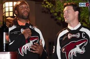 fitz looks up to, shares much with doan