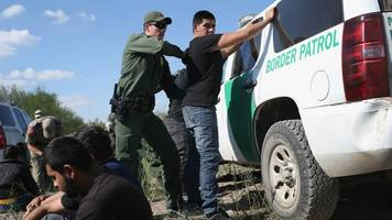 panic spreads among hispanics after hundreds of illegal immigrants arrested