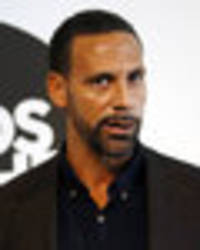 rio ferdinand: this player was teacher's pet… he went round to sir alex's for sunday lunch