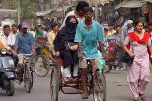 no unregistered cycle-rickshaws in chandni chowk after march 31: delhi hc