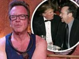 tom arnold was asked to release racist donald trump video