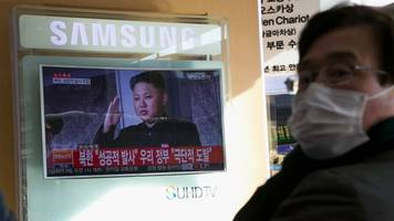 North Korea Tests Missile As Trump Meets With Japan's Prime Minister
